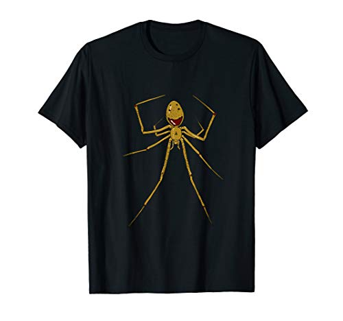Scary Halloween Big Spider Costumes Gift idea for Decoration T-Shirt