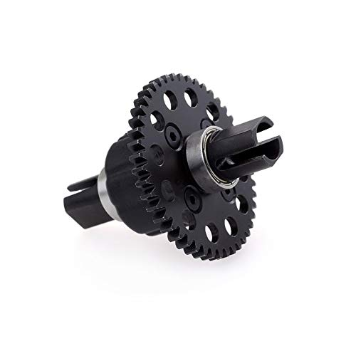 46T 1.0Mo Center Differential SPUR Gear Set For ZD Racing 8009 DF-Models 6684 1/8 Buggy Truck Truggy SCT RC Car Spare Parts❤️