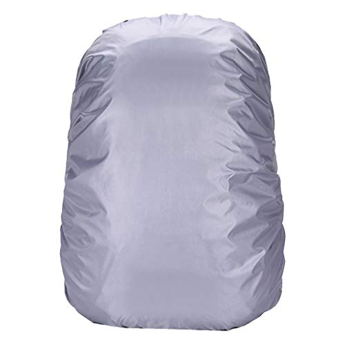 YEZIJIN Waterproof Backpack Cover Bag Camping Hiking Outdoor Rucksack Rain Dust Under 20