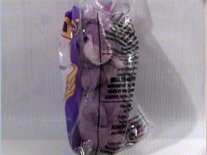Ty Teenie Beanie - Springy the Lavendar Bunny ()