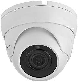 LongPlus 4K 8MP CCTV Security Surveillance H.265 Poe, Sony Sensor, 3864×2218, Ip66 Weatherproof, White LPIPC8MDM