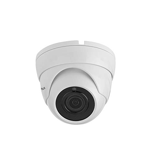 LongPlus 4K 8MP CCTV Security Surveillance H.265 Poe, Sony Sensor, 3864x2218, Ip66 Weatherproof, White (LPIPC8MDM)