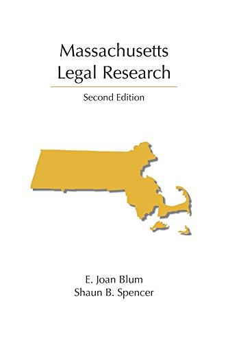 Massachusetts Legal Research