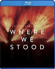 THE PINEAPPLE THIEF'S - Where We Stood [Blu-ray] [1917]]()