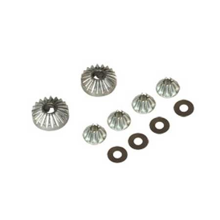 - OFNA Racing Differential Gear Aluminum, Small & Large