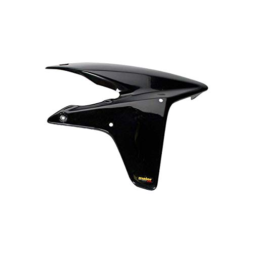 04-05 Honda TRX450R: Maier Radiator Scoops (Black)