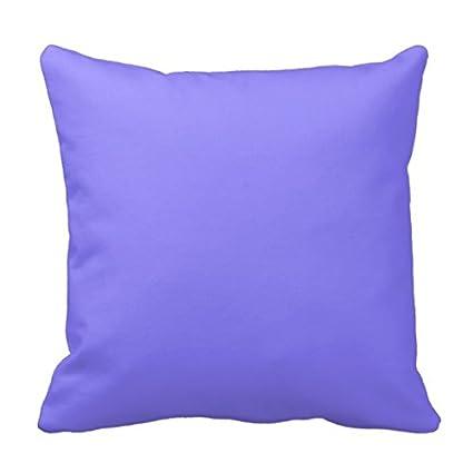 Amazoncom Goodaily Pillowcase Dark Periwinkle Color Background