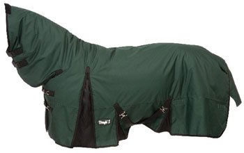 Tough 1 Blanket Turnout 1200D Waterproof Neck 81