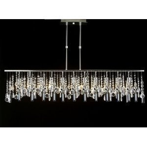 Modern contemporary linear crystal chandelier chandeliers lighting modern contemporary linear crystal chandelier chandeliers lighting lamp ceiling light lamp hanging fixture 230v h71 aloadofball Choice Image