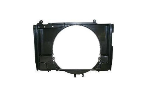 Replacement Upper Radiator Cooling Fan Shroud (Shroud Nissan Fan Replacement)