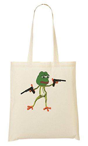 De Bolso Compra La Mano The De CP Master Gun Bolsa Frog qAXZfwP