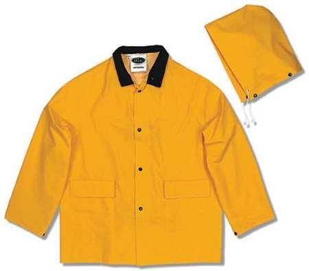 Open Road PVC 3 piece Suit Yel