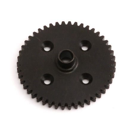 Losi Center Diff 45T Spur Gear,Steel: 8E, ()