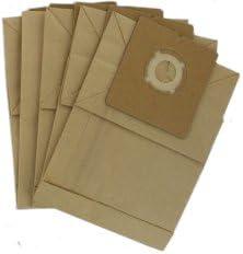 5 bolsas de aspiradoras en papel Ufesa AT-7309: Amazon.es: Hogar