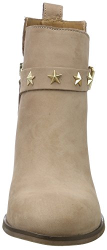 Women's Hilfiger Tommy Stone Boots 16n Beige Ankle P1285enelope Burnt Rvatgq