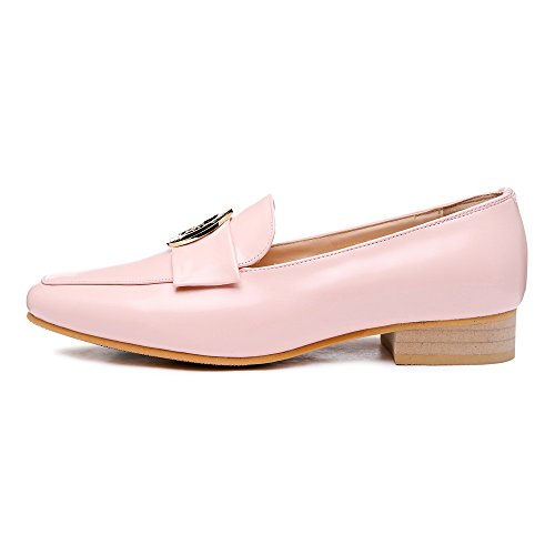 Black Martine Sitbon Mujeres Trinity Lonely Loafer Gaxh114 Pink