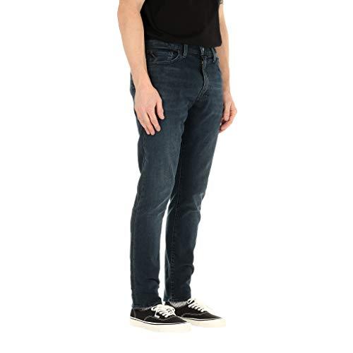 Abu Slim Uomo Taper 512 Levi's Blu Jeans Adv 1Hwp4q