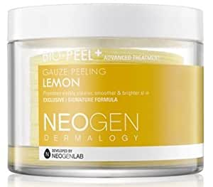 [Neogen] Bio-Peel Gauze Peeling Lemon, 200 Milliliter, 30 Count