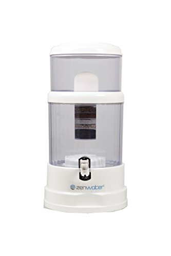 Zen Water Systems Countertop Filtration and Purification System, 6-Gallon by Zen Water Systems
