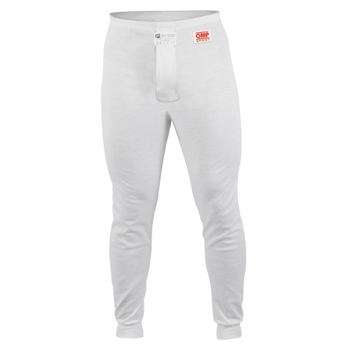 OMP (IAA/737/M) OS 40 NOMEX PANTS, WHITE, SMALL