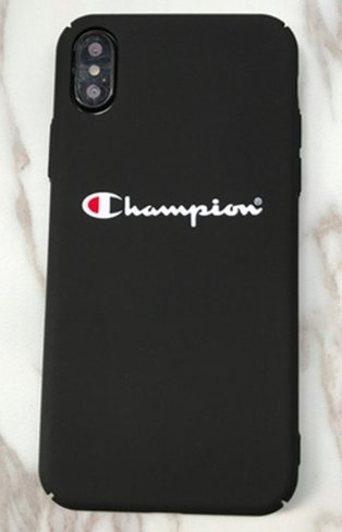 coque iphone x champion