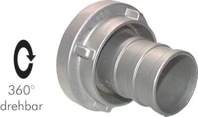 Storz-Kupplung 38mm Schlauch 65, 1.4581 Werkstoff:1.4581 Ausführung:Standard Storz-Größe:65