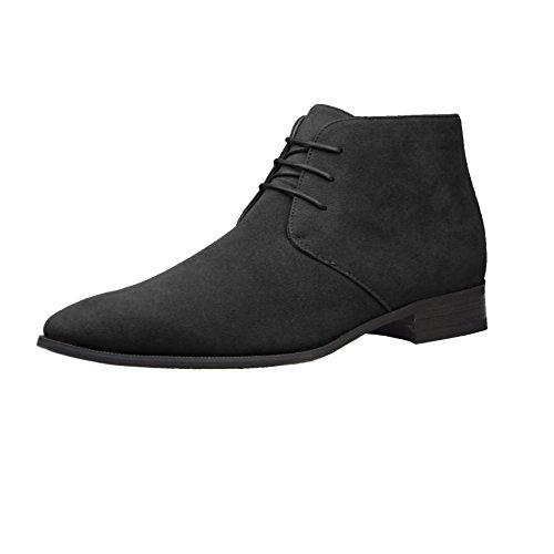 ClassyDude ,  Herren Chukka Boots Schwarz
