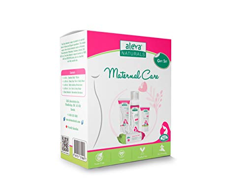 Amazon.com: Aleva Naturals Maternal Care Essentials Kit: Health & Personal Care