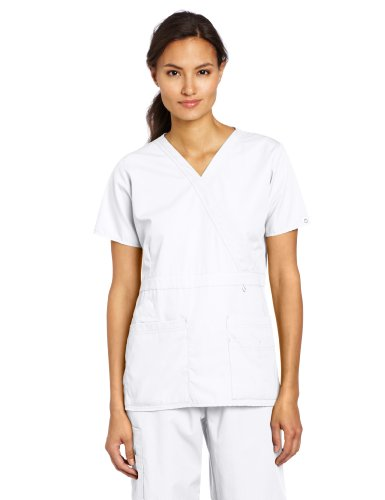 WonderWink Womens Scrubs Golf Top