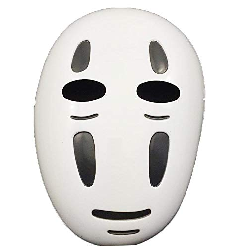 Anime North Halloween Festival (No Face Mask Faceless Anime Halloween Party Costume Japanese Masks)