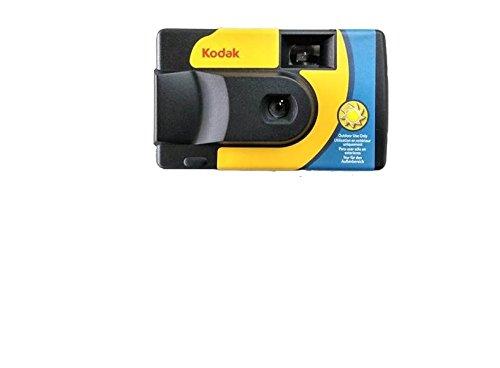 Kodak SUC Daylight 39800iso Disposable Analog Camera-Yellow and Blue by KODAK
