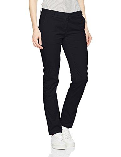 Daniel Hechter Chino, Pantalones para Mujer azul (navy 690)