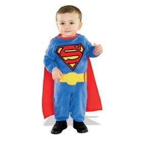 Superman Products : Superman Baby Infant Costume - Toddler