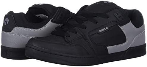 Osiris Men's Trace Skate Shoe, Black