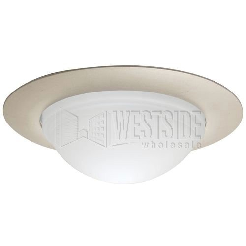 Halo 172SNS Recessed Lighting Trim, 6