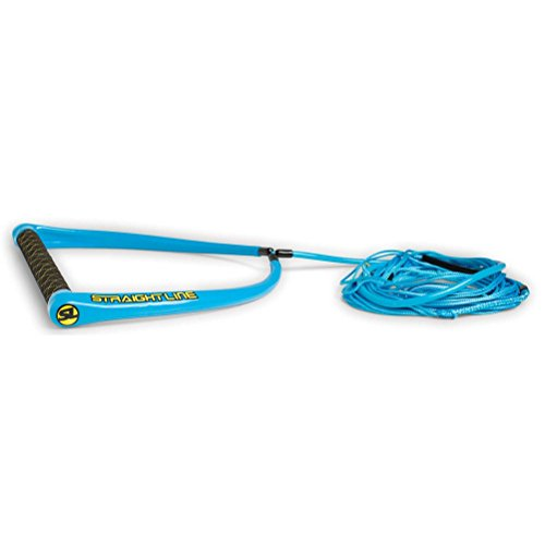 Straight Line Apex Suede Handle W/Dyneema Combo (2018)-BLUE