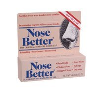 Nose Better Gel .46 Ounce Pack of - Ointment Aromatic