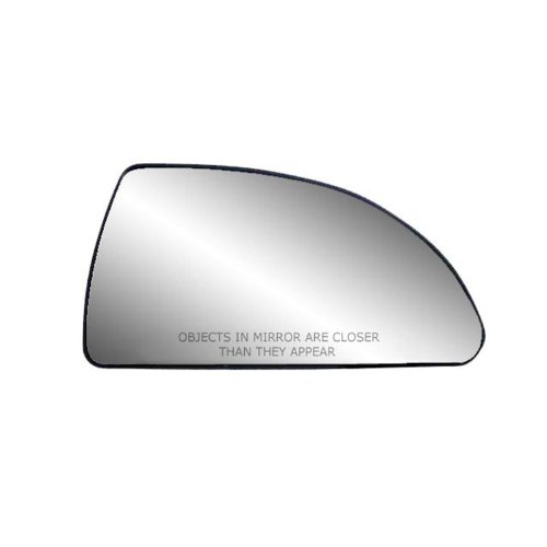 Fit System 80253 Passenger Side Non-heated Replacement Mirror Glass with Backing Plate ()