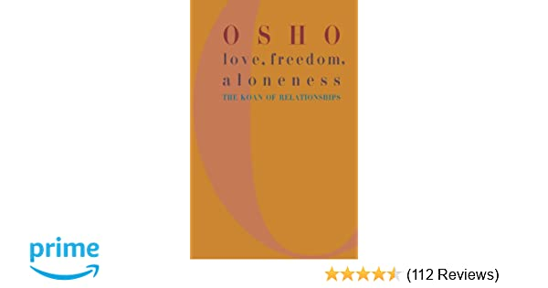 Osho Love Freedom Aloneness Pdf