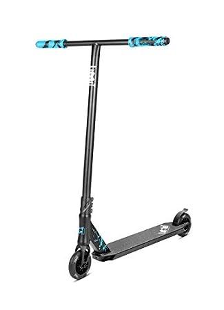 LIMIT 01 (Black/Blue Patinete,Scooter Freestyle: Amazon.es ...