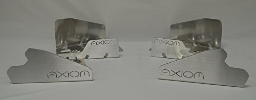 A-arm Guards Aluminum (Axiom Side By Side Teryx Front & Rear A-arm Guards)