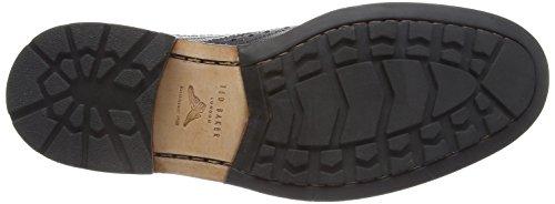 Ted Baker Guri 8 - Zapatos de Vestir Hombre Negro (Black)
