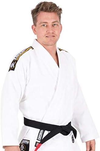Tatami Nova Absolute BJJ Gi Herren Uniform A1 A2 A3 A4 A5 A6 Wei/ß