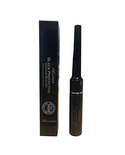 Alluring Black Longer Life Coating Sealant for Eyelash Extensions