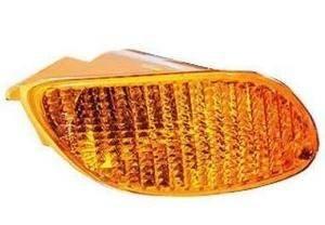 Focus Driver Side Offside Indicator Light Front Bumper Repeter Lamp Unit 1999-2001: