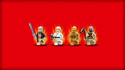 Lego Star Wars 75173 Luke S Landspeeder 2017 Amazon Price Tracker Pricepulse Ok, now this is about the coolest thing we've seen today. lego star wars 75173 luke s landspeeder 2017