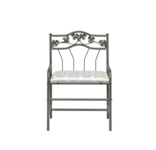 home, kitchen, furniture, bedroom furniture,  vanities, vanity benches 12 image 2-piece Vanity Set Pewter and Ivory promotion
