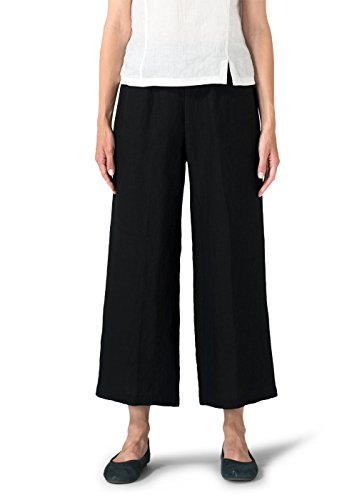 Relaxed Crop Pant - 1