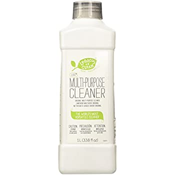 Legacy of clean l o c multi purpose cleaner 1 for Legacy of clean bathroom cleaner