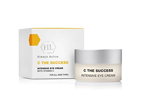 HL C the Success, Anti-Aging Intensive Eye Cream with Highly Concentrated Vitamin C, for All Skin Types, 0.5 fl.oz